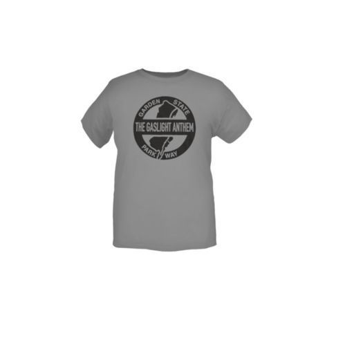 Music tee the #gaslight anthem - garden #state #parkway,  View more on the LINK: 	http://www.zeppy.io/product/gb/2/401221438127/