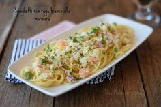 spaghetti con ragù alla marinara in bianco ok evid