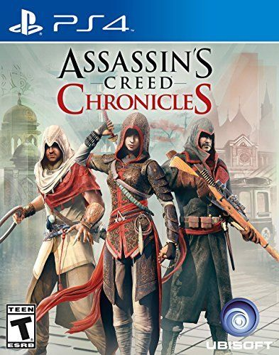 Assassin's Creed Chronicles from UBIS9