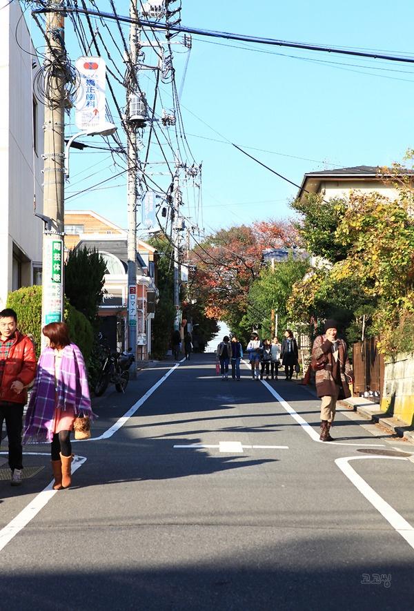 도쿄여행 : 도쿄의 작은 베니스..