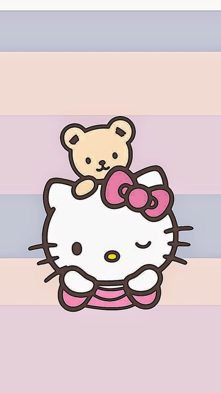 1000+ ideas about Hello Kitty Wallpaper on Pinterest   -> Kuchnia Dziecieca Hello Kitty