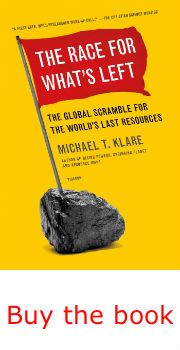 The Gravitational Pull of Planet Carbon | Michael T. Klare