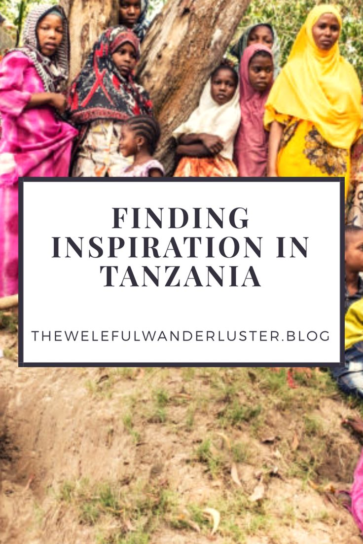 Finding yourself in Arusha's culture and love of life http://thewelefulwanderluster.blog