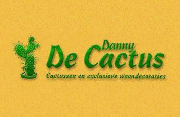 Danny de cactus, cactussen, cadeau's, woondecoratie Rotterdam