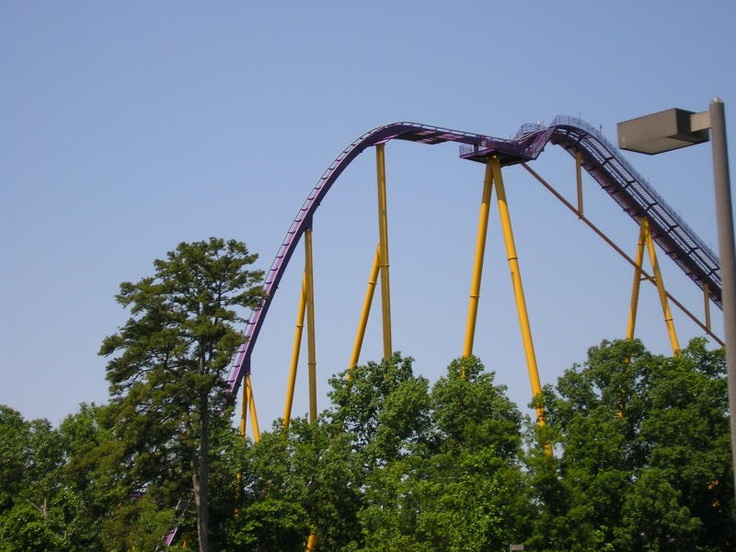 17 Best Images About Gorgeous Roller Coasters On Pinterest