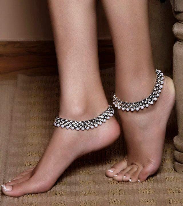 anklets Indian