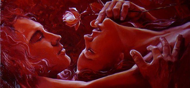 """""""Mi-a fost dor"""", privindu-ma mai presus de cuvinte… """"Te doresc"""", iar buzele tale imi soptea sarutul… """"Te iubesc"""", si noaptea a fost atat de scurta… """"Am glumit"""", si totul in jurul meu sa prabusit. Eu te-am crezut."""