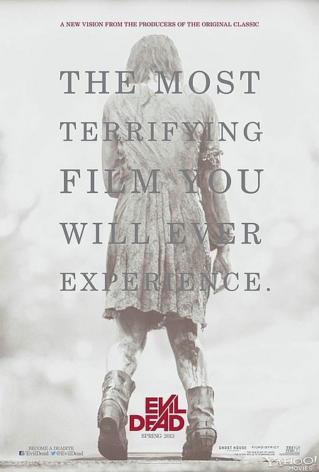 Evil Dead (2013) ... ty ty ty ty ty ty...