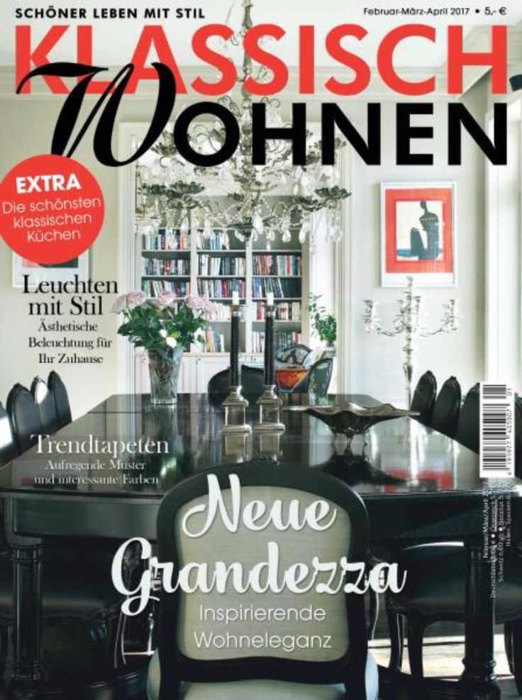 The Best German Interior Design Magazines For Home