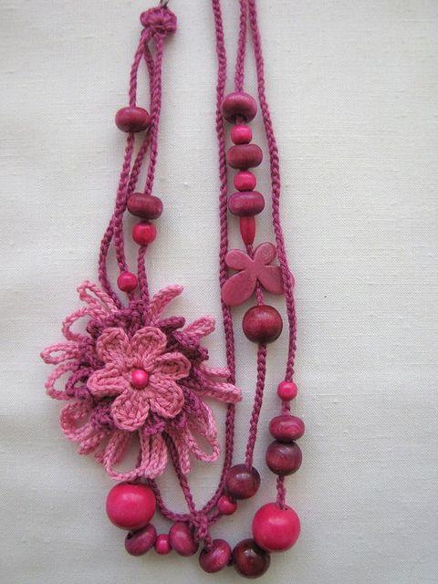 Yarn+Bead by Little Treasure, via Flickr