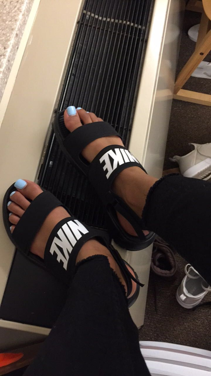 cecee8f8a5748 Nike 2-strap slides | Summer in 2019 | Shoes, Nike slippers, Nike ...