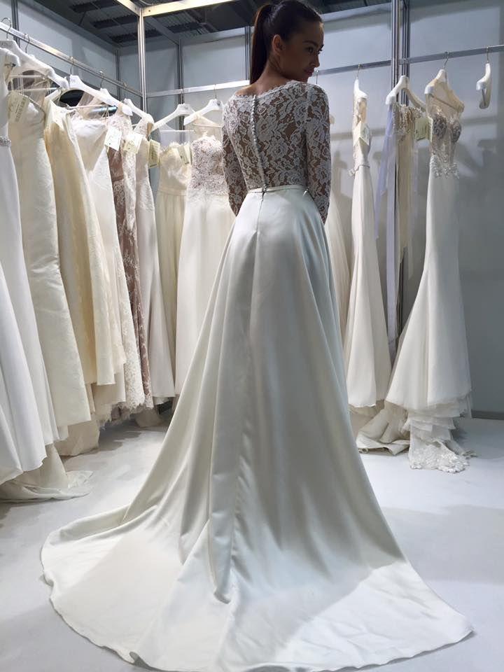 Svadobné šaty na mieru na predaj