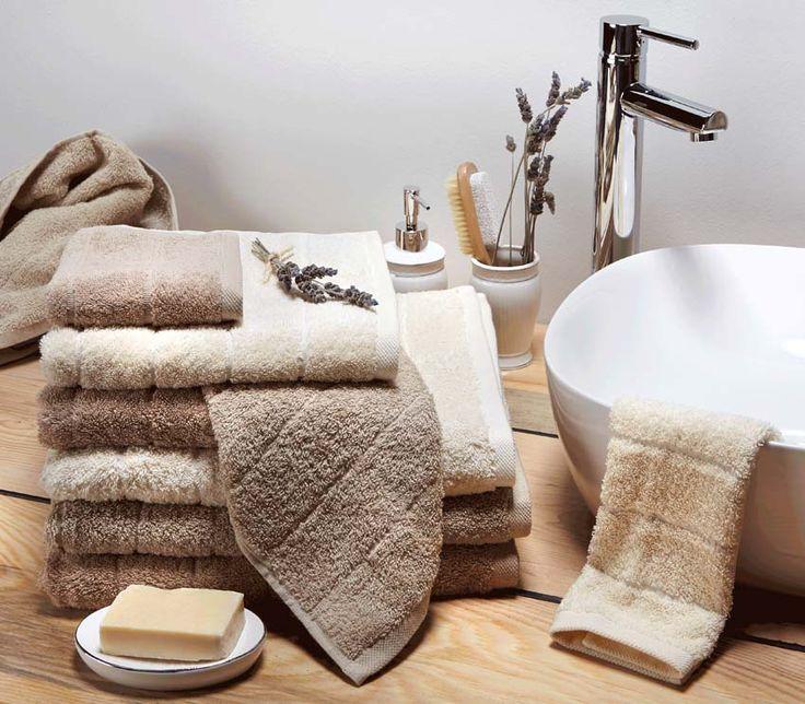 CANNON TOWELS COTTON FRESH 100% combed Cotton 500 gr/sqm