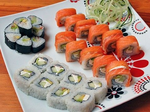 Sushi for Beginners | | Evening Courses in Dublin