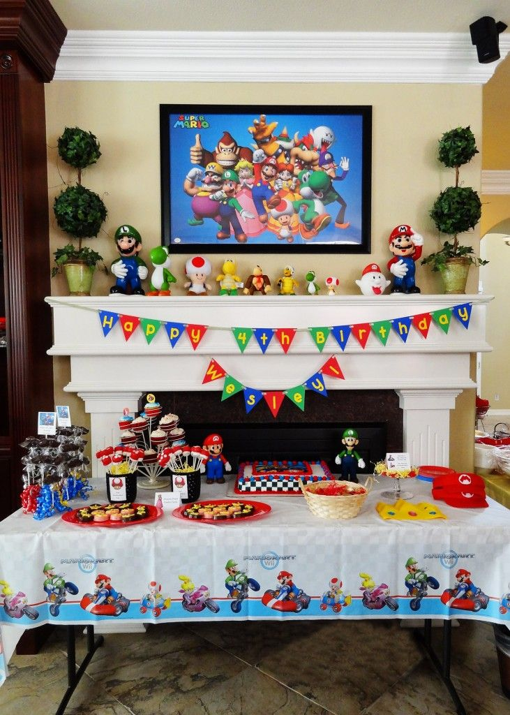 35 Best Super Smash Brothers Party Ideas Images On Pinterest Birthday Party Ideas Birthdays