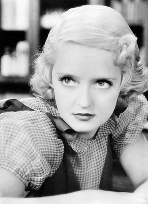 Aww, Betty Davis eyes :-)