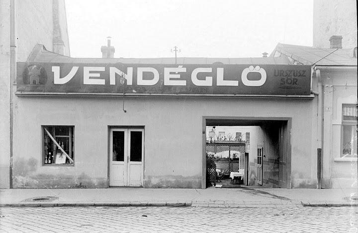 Darvas Istvan Vendeglo (Cluj/Kolozsvar, 1940)