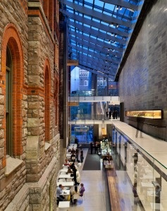 Adaptive reuse    A NEW PURPOSE FOR OLD BUILDINGS     Latham Architects – Is a building in the hand better than two in construction?
