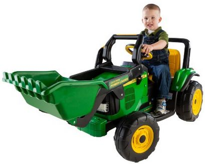 tractor ride on toys for toddlers - Best Outdoor Toys