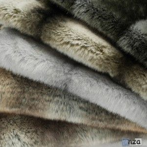 królik fake fur