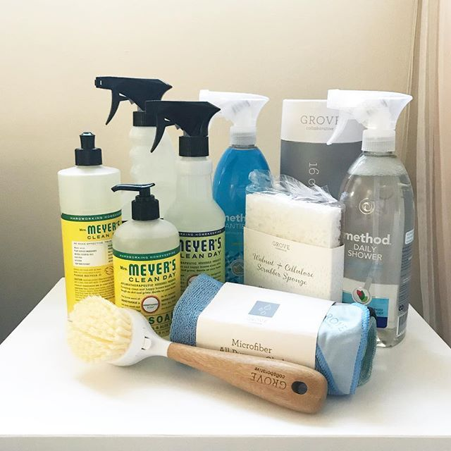 Grove Community Member Shellyfromm Shares Her Favorite Grove Products Including The Replacea Grove Collaborative Natural Cleaning Products Eco Friendly House