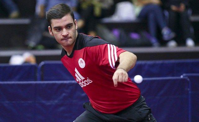 Ο ερυθρόλευκος Γιάννης Σγουρόπουλος σκαρφάλωσε στο Νο 18 της Παγκόσμιας Κατάταξης Νέων της Επιτραπέζιας Αντισφαίρισης! #Red_White #Giannis_Sgouropoulos #Olympiacos #pingpong