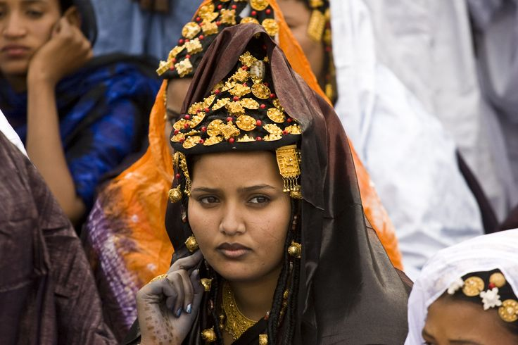 Tuareg woman, mali | by Mark William Brunner