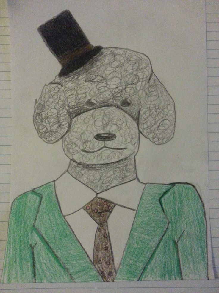 Poodle by Emily Christensen