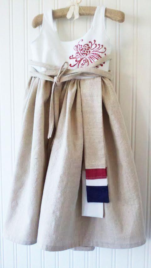 hanbok-inspired dress