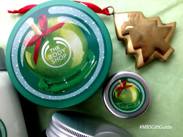 The Body Shop Holiday Collection