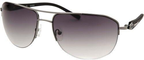 GUESS Eyewear Mens Aviator Sunglasses