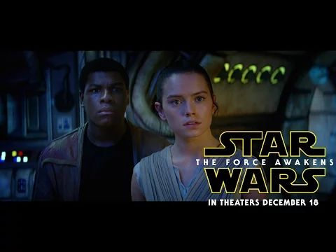 NEW Star Wars: The Force Awakens Trailer (Official) - YouTube