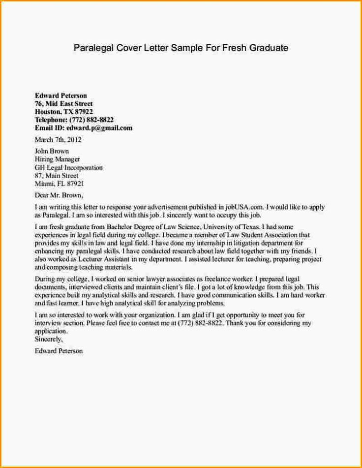 40 letters of application examples resume cover letter