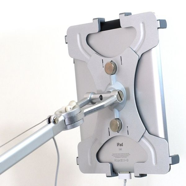 Floor Stand for iPad & Tablet by Bill, via Behance