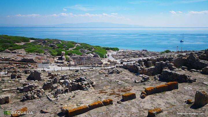 L'antica città di Tharros nella penisola del Sinis #Sardegna #Oristano #Cabras #Expo2015 #TheIslandOfEmotions
