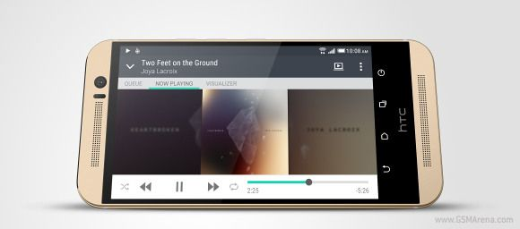 HTC One M9 goes official with a refined design, Snapdragon 810 - GSMArena.com news