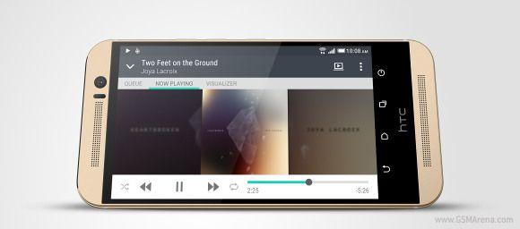 MWC2015: HTC One M9正式登場! 同場發表HTC手帶