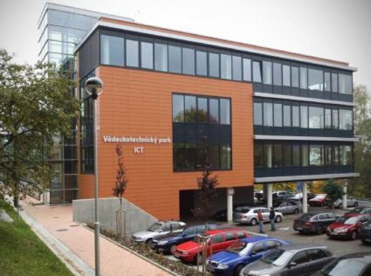 Technology park of Thomas Bata University
