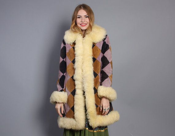 1000  images about Sheepskin clothing I like on Pinterest | Coats ...