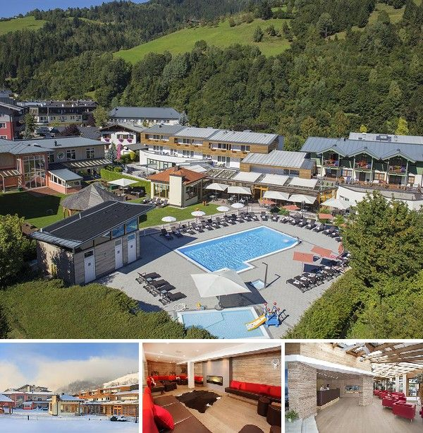 Cet hôtel se trouve au cœur des montagnes impressionnantes de l'Hohe Tauern et près des eaux cristallines du lac Zell, à seulement 2 km de la très belle ville de Zell am See. Le parc national de l'Hohe Tauern est à 59 km et la frontière avec l'Allemagne est à 1h de route. L'hôtel se trouve également non loin de Salzbourg.