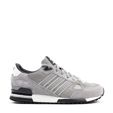 3ade1ae7e Charms Men Adidas Originals ZX 750 TurnShoes Black HellGrey White Wholesale  price 5 LRG zx 750 Grey 9c865f22cdd44f933656bcdd9a3bcf69