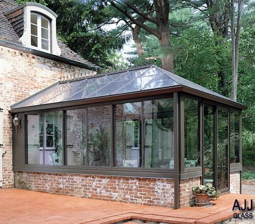 glass conservatory additions | Glass conservatories - AJJ Glass Blog-switchable glass-curved tempered ...