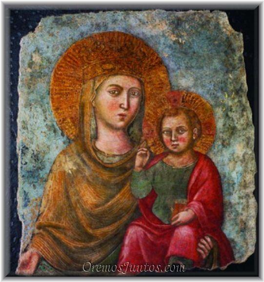 Vidas Santas: La Madonna della Strada o Nuestra Señora del Camin...