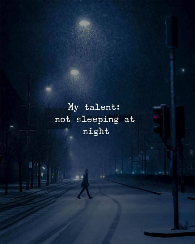 Night #Walk #Blue | Life Quotes | Walking quotes, Life quotes, Quotes