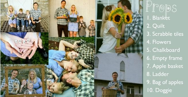 great ideas for prepping for a family photo shoot