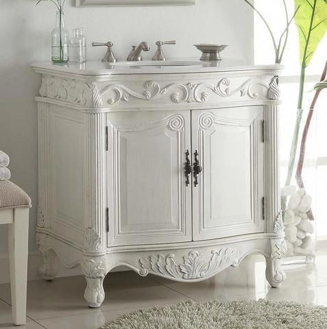 32 Attractive Classic Versailles Bathroom Sink Vanity Model Cf
