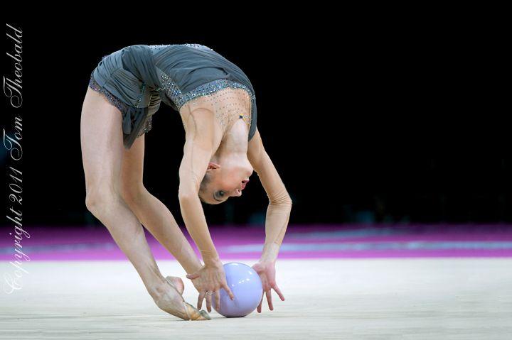 Anna Rizatdinova /Ukraine) # Montpellier 2011