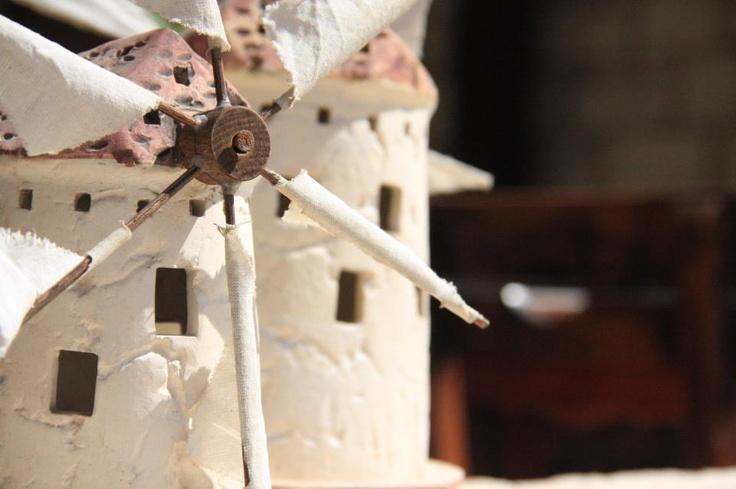 Alaçatı Windmill by oz - Turkey