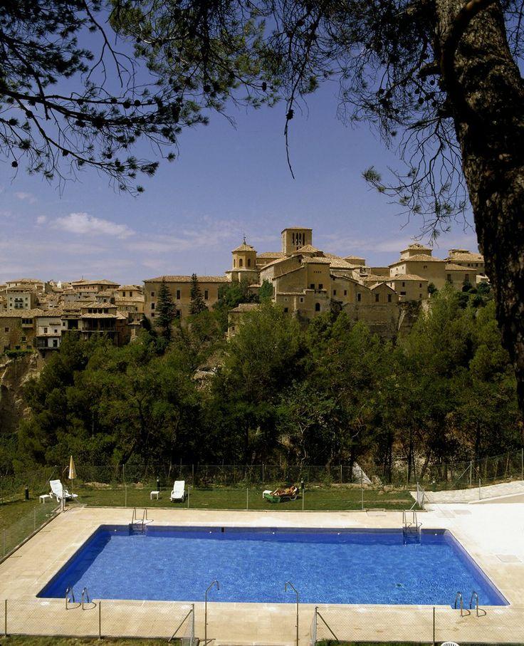 #Parador de #Cuenca #bodas con #historia #ideales #weddingvenue #summerwedding