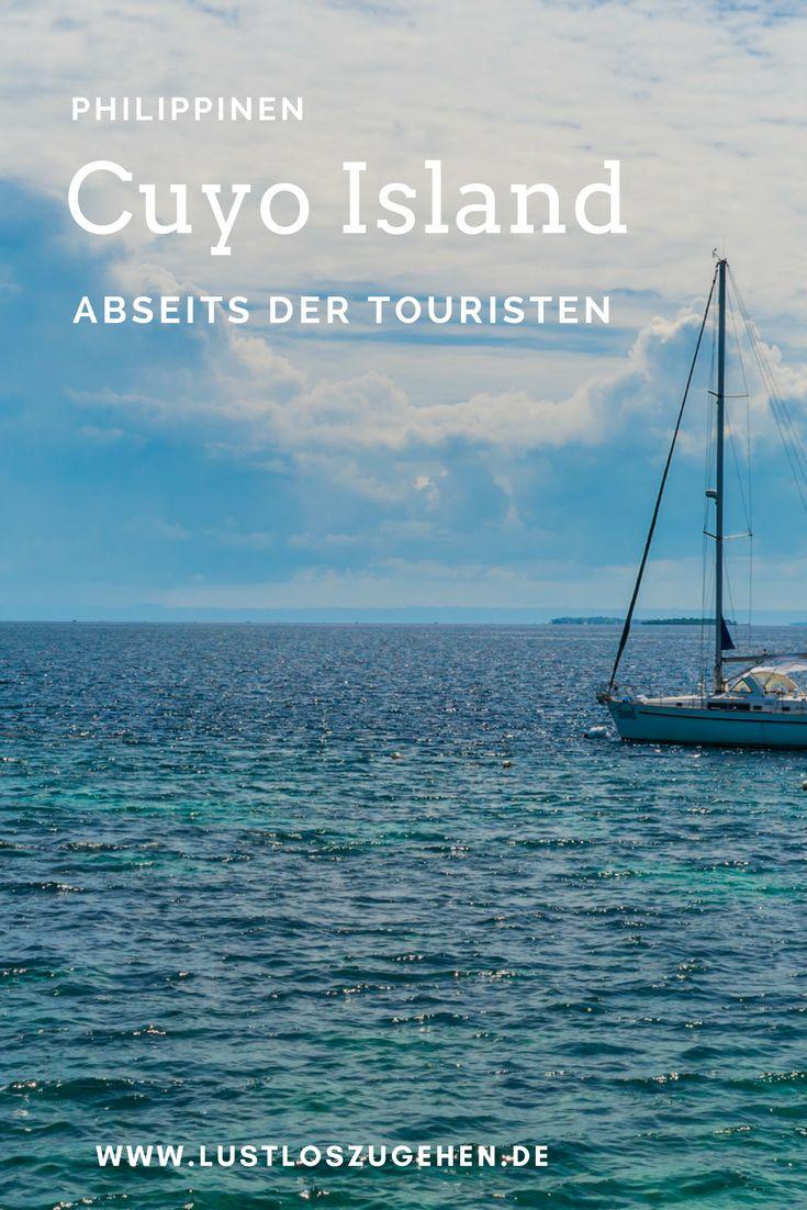 Cuyo Island ist eine von über 7000 Inseln der Philippinen. Nordöstlich von Palawan gelegen und (noch) ein wirklicher Geheimtipp für diejenigen, die abseits der Touristenmassen Urlaub machen wollen.